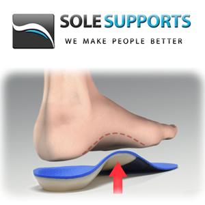 Sole Supports® Custom Orthodics